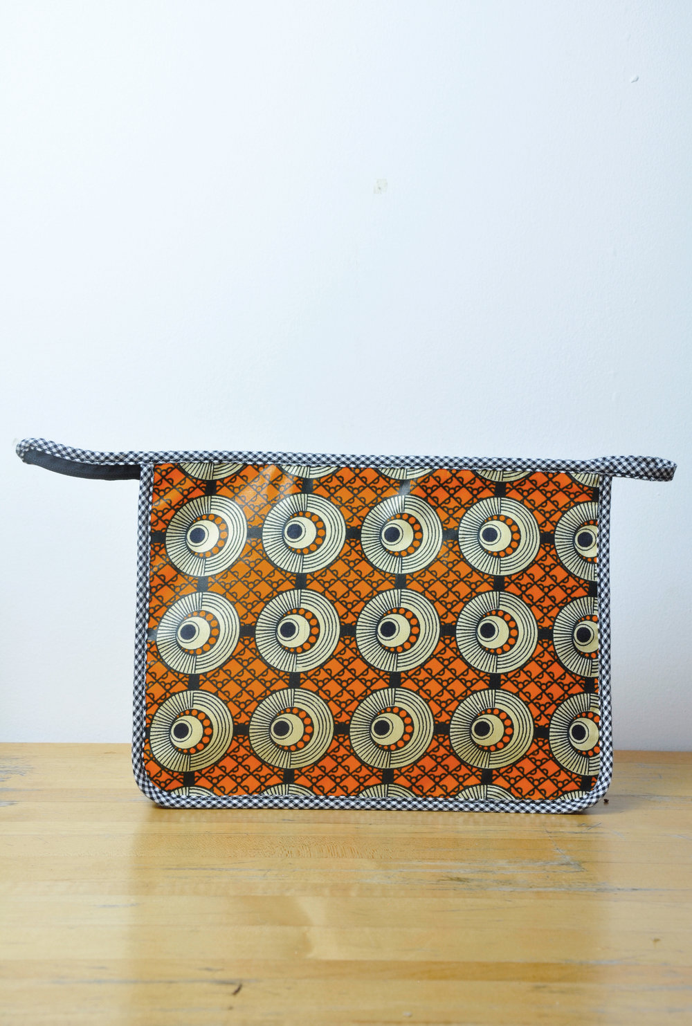 Kente Toiletry Bag 1