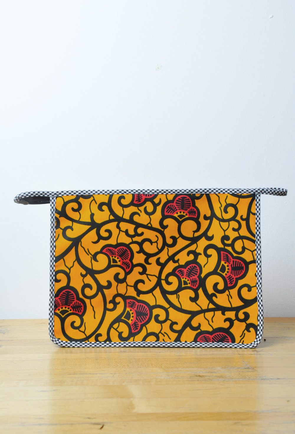 Kente Toiletry Bag 2