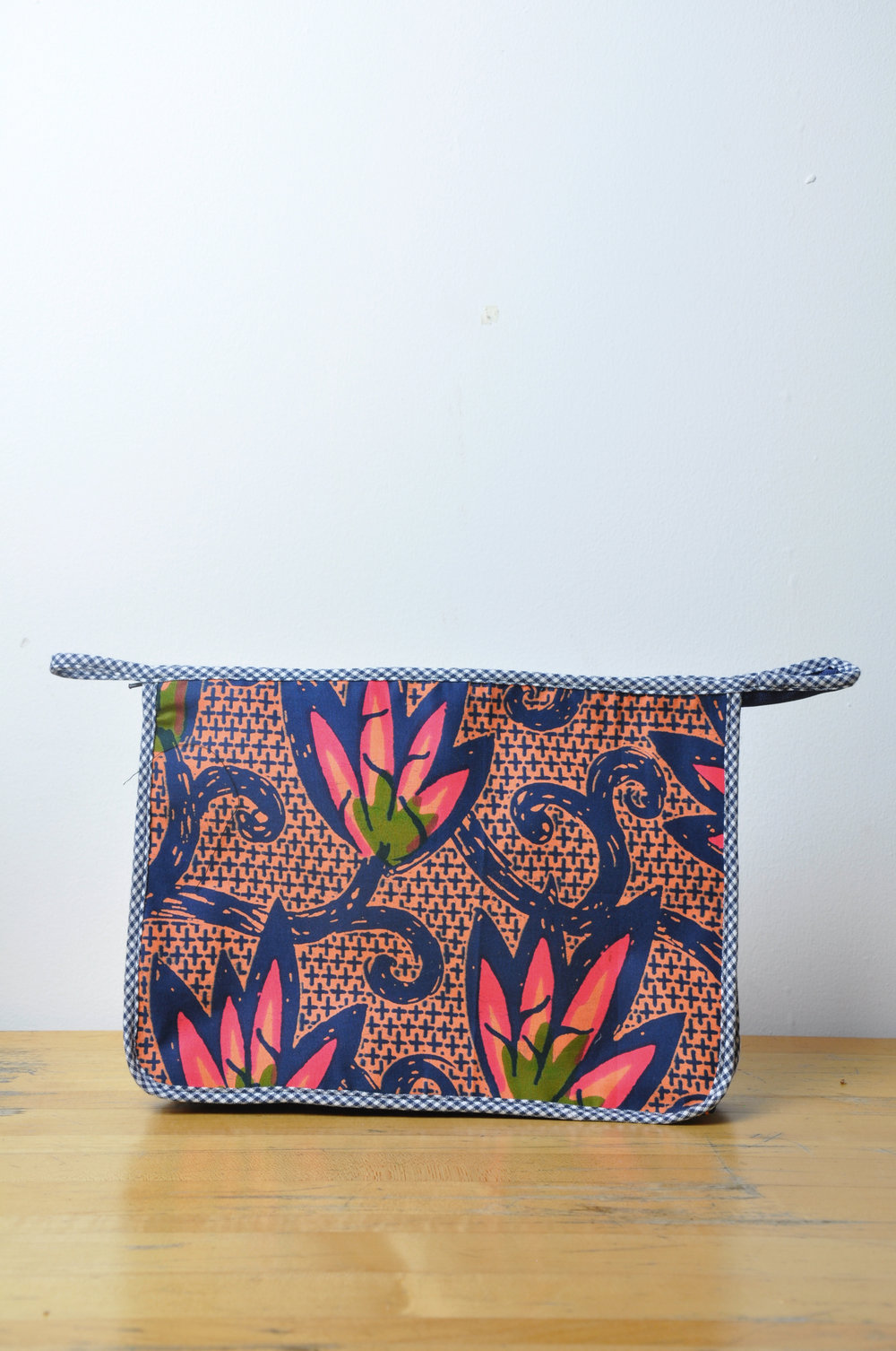 Kente Toiletry Bag 6