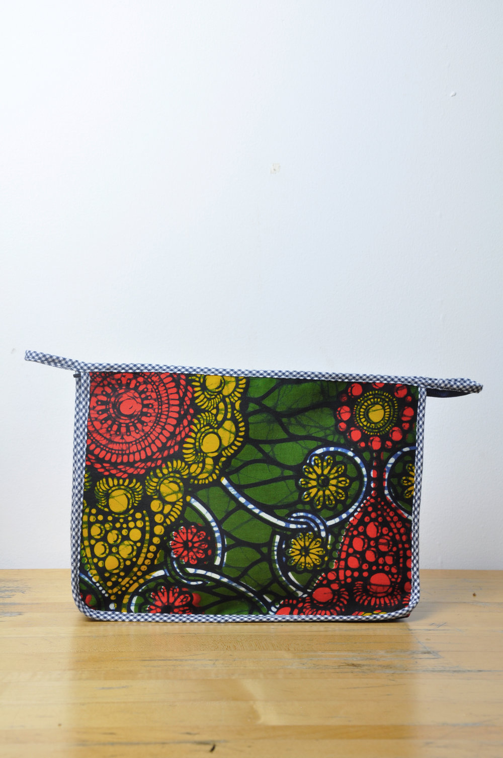 Kente Toiletry Bag 9