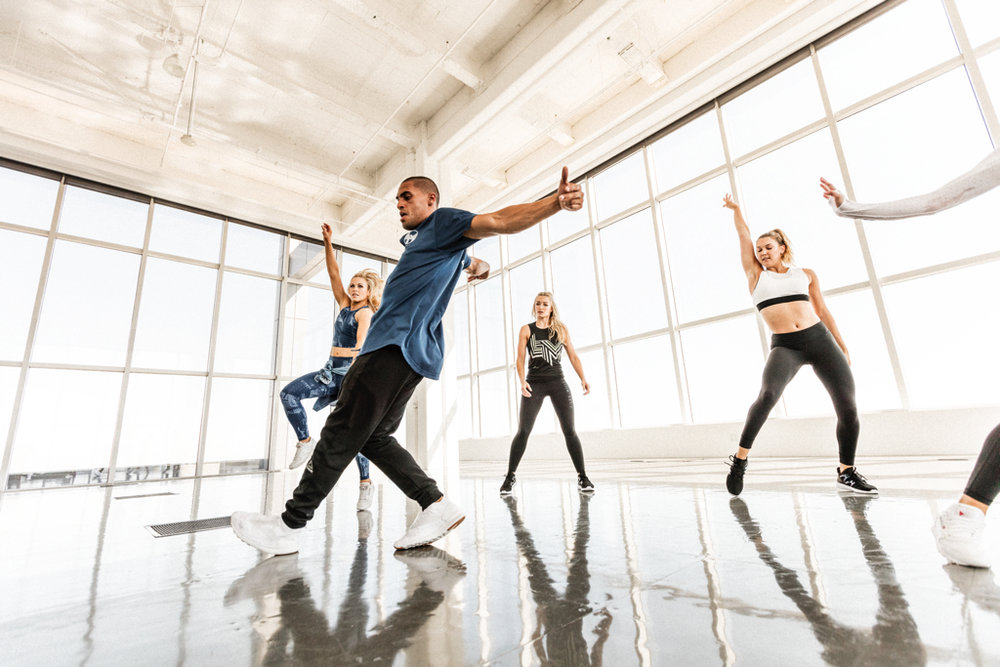 SH'BAM - A fun-loving, insanely addictive dance workout. SH'BAM is an ego-free zone – no dance experience required. All you need is a playful attitude and a cheeky smile so forget being a wallflower – even if you walk in thinking you can't, you'll walk out knowing you can!
