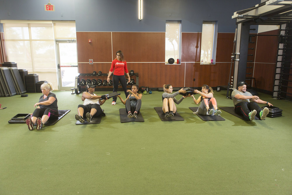 Join the Team!   DFIT TEAM TRAINING