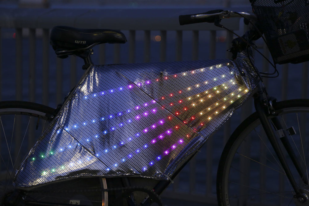 Ultimate Night Bike  designed for Radioshack