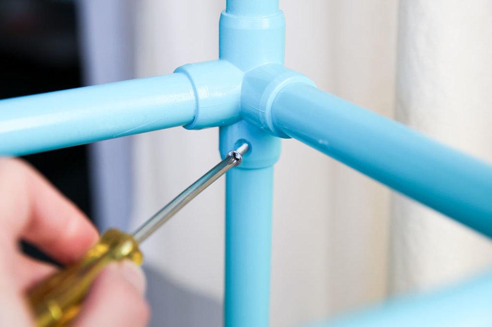 PVC CONSTRUCTION CLASS