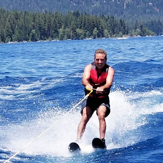 Another awesome day skiing in lake tahoe. The water is warming up and everyone is killing it behind the boat. . Thanks for choosing @tahoepowersports for your private boat charter! . Do you want to get out on the lake this summer? Visit our website to book your reservation today! Link in bio. . #tahoepowersports #tahoelife #waterski #waterfun #laketahoe #laketahoelife #wakeboard #watersports #privateboatcharter #boatrentals