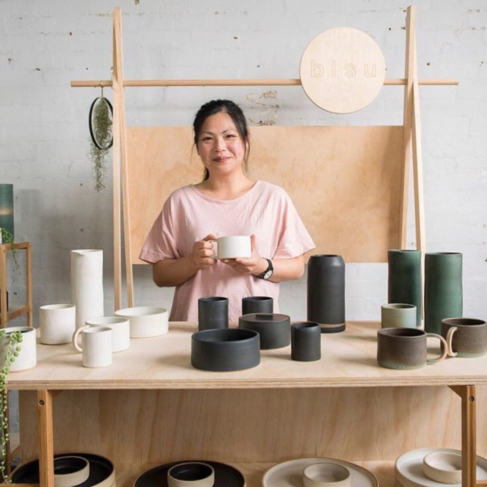 Charmian Ong // Ceramicist