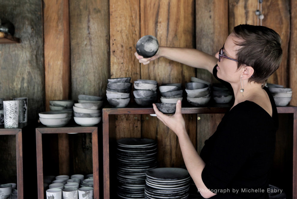Anna-Marie Wallace // Ceramicist