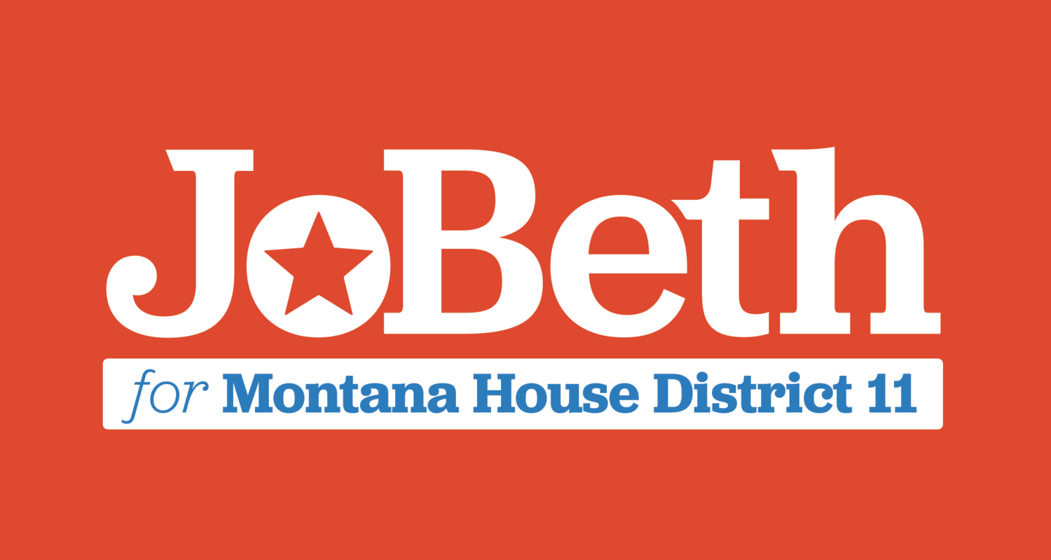 JoBeth for Montana House District 11
