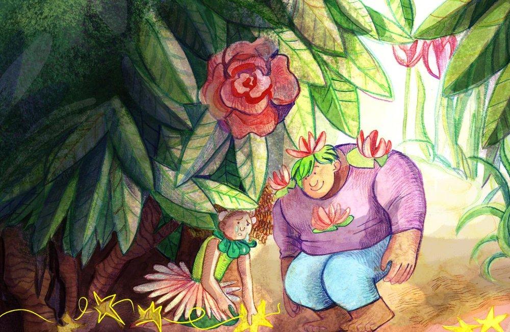 Ray Carter - Narrative & Character Illustration