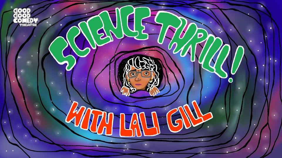 Science Thrill with Lali Gill: Time! Show Graphic