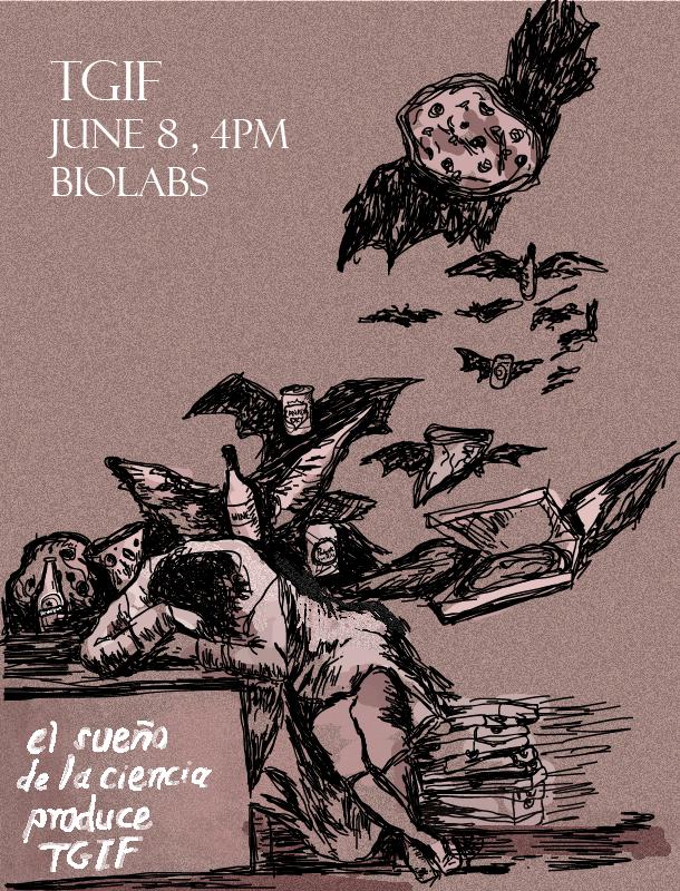 Harvard MCB Event Poster
