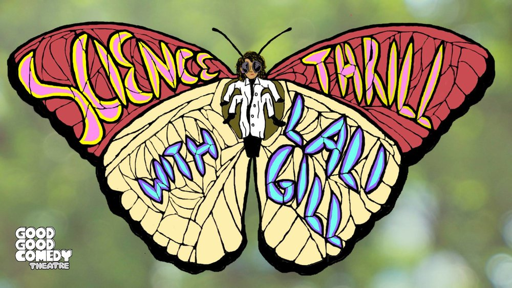Science Thrill with Lali Gill: Insects! Show Graphic
