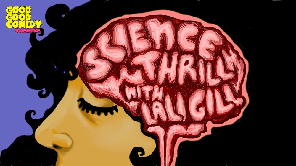 Science Thrill with Lali Gill: Sleep! Show Graphic