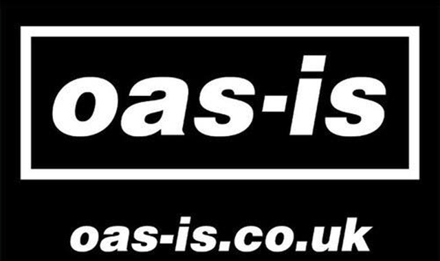 Copy of Oas-is Tribute Band - 27th October