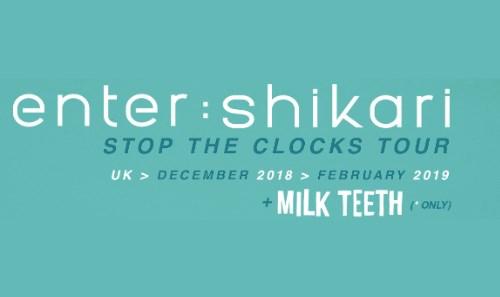Enter Shikari - 7 December