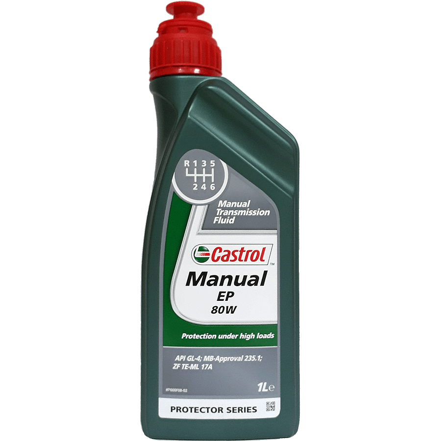 Manual EP80W 1 litre bottle