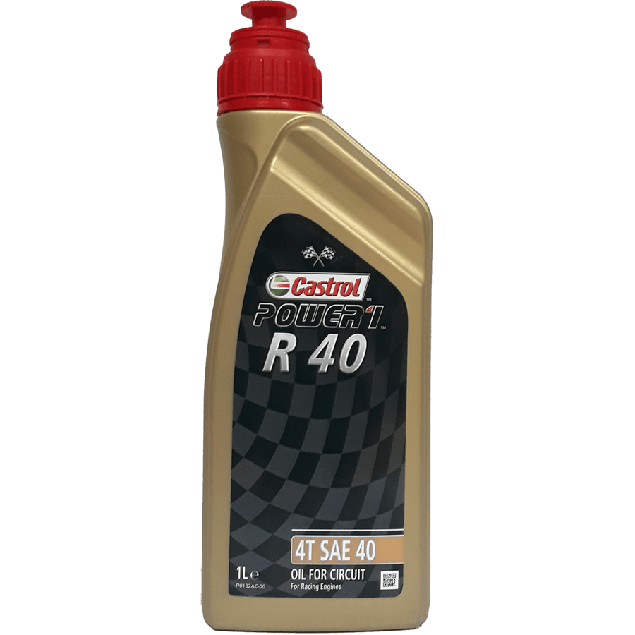 Castrol R40 1 litre bottle