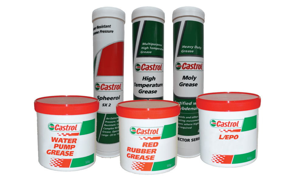 Castrol Classic greases