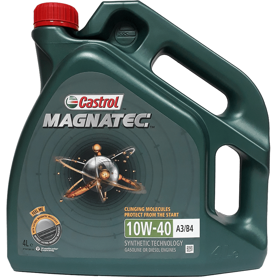 Magnatec 10w/40 4 litre bottle