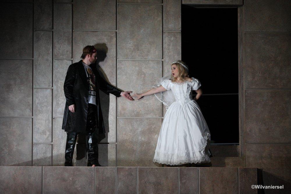 Zerlina,  Don Giovanni , Mozart