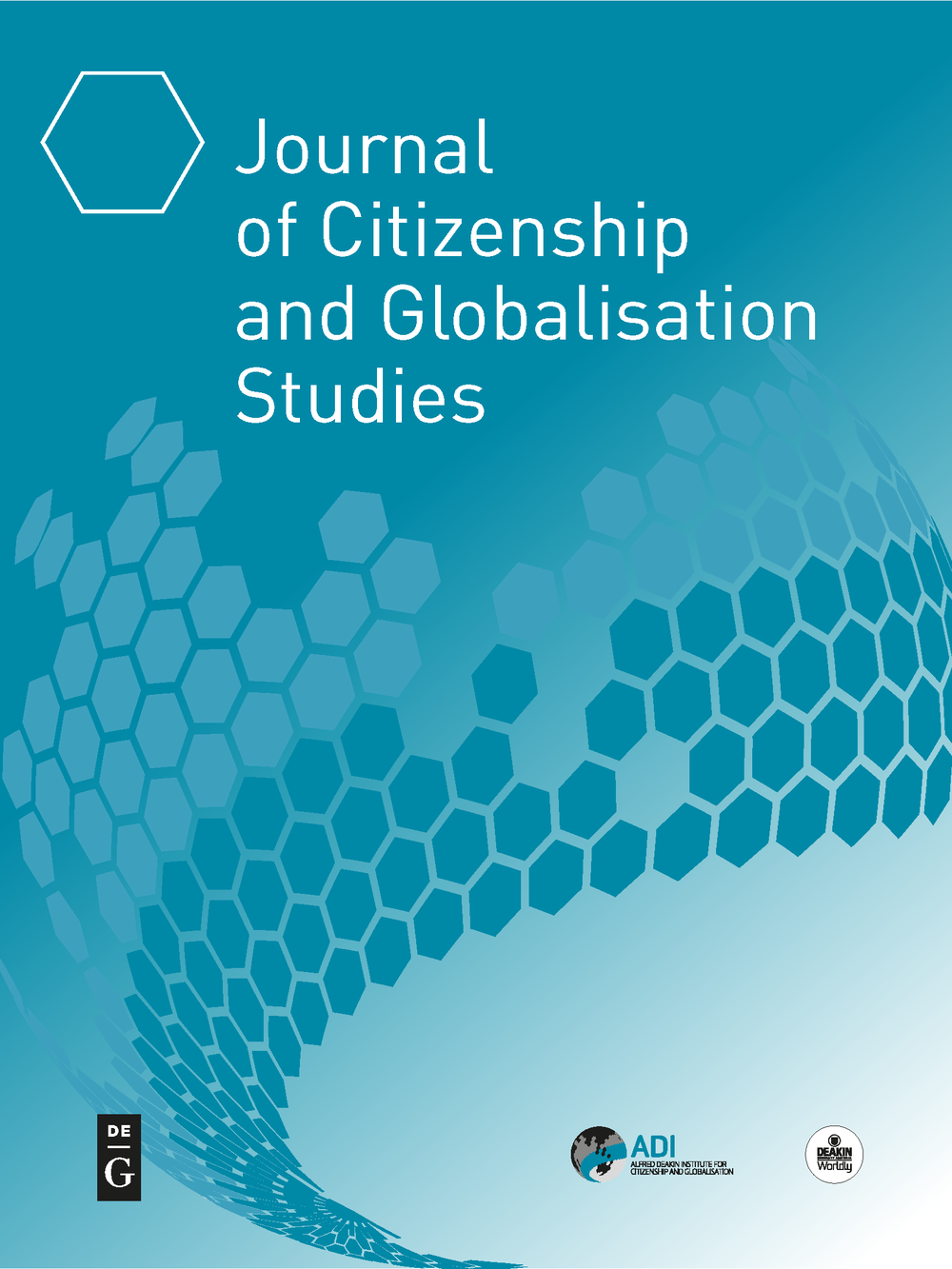 Journal of Citizenship and Globalisation Studies Cover