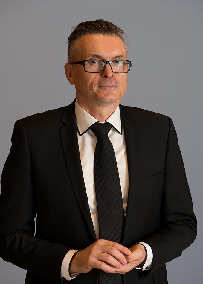 Professor Mark McGillivray