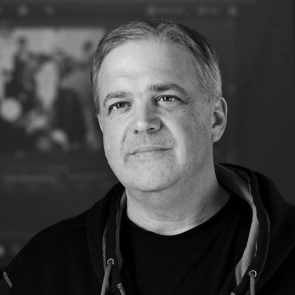 Shawn Rech   Am. regissør og produsent. Skaperen av  Convicting a Murderer .