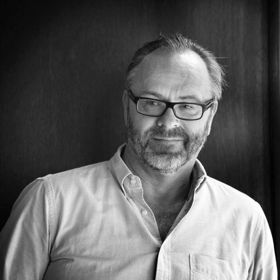 Arne Berggren  No. forfatter, serieskaper og produsent
