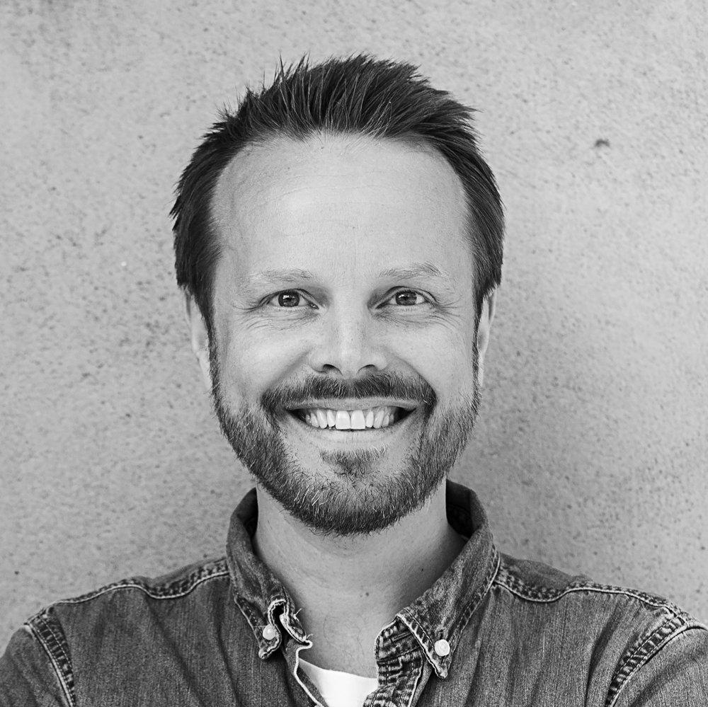 Christopher Haug  No. dramasjef i TV2