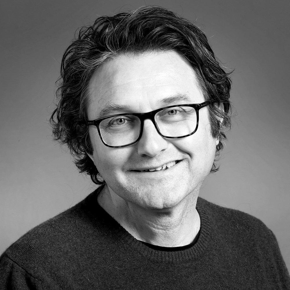 Ivar Køhn   Dramasjef i NRK.