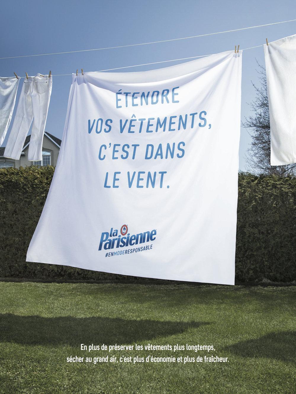 La Parisienne   Photo by Philippe Richelet.