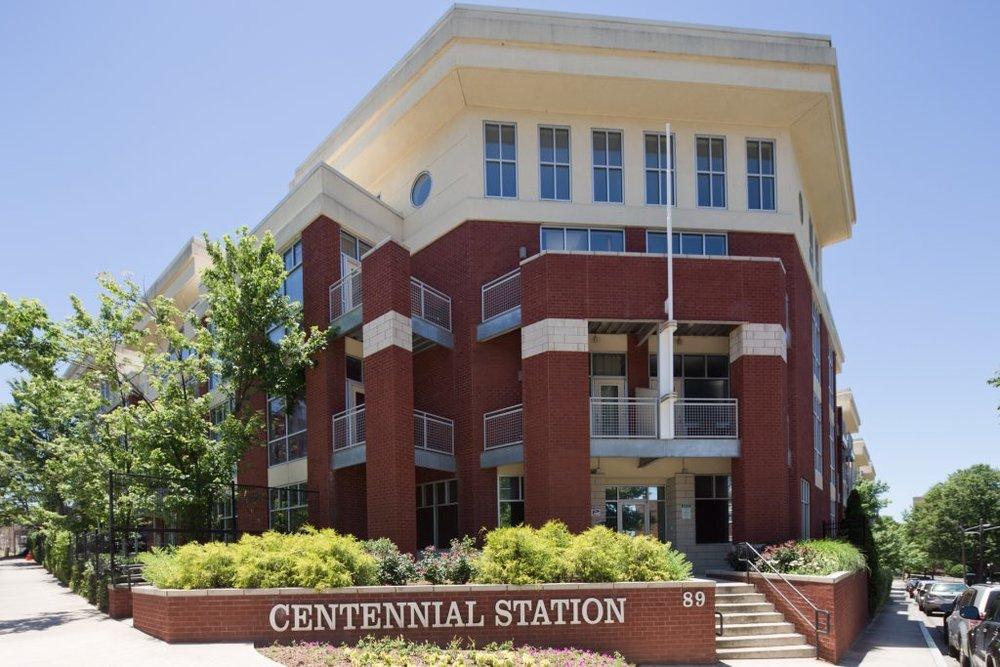 Centennial Station