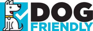 We're Dog Friendly - click logo for more info