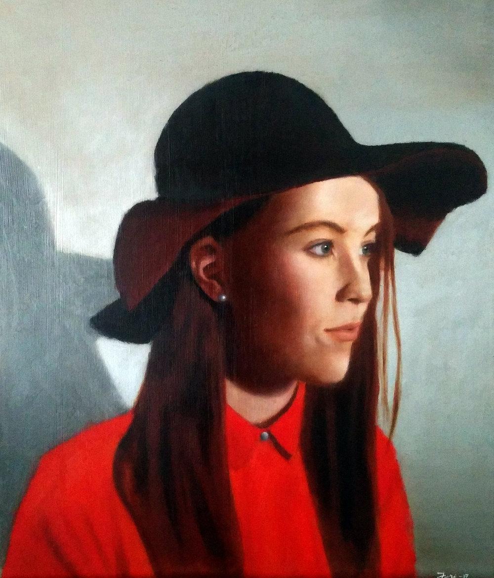 Juri Rengon maalaus