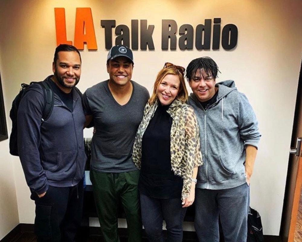 LA Talk Radio - The Power of Love Show -