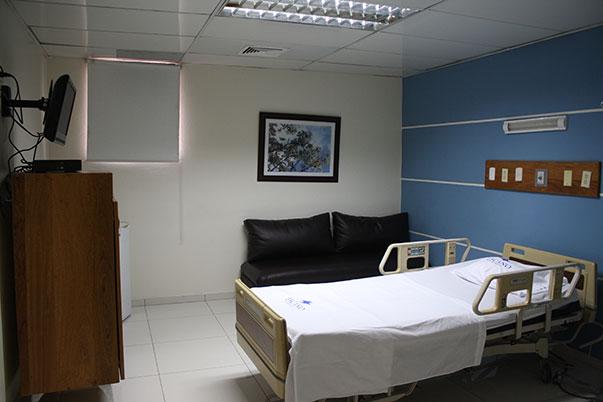 Habitaciones - Hospitalización