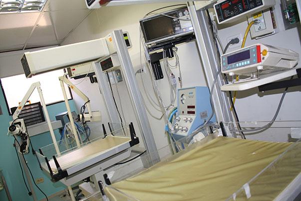 UCI Recién Nacidos - Unidad de Cuidados Intensivo