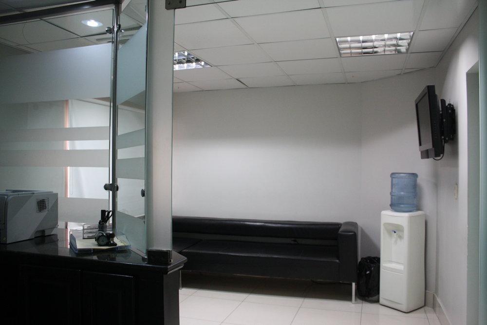 Sonografía | Sala de Espera