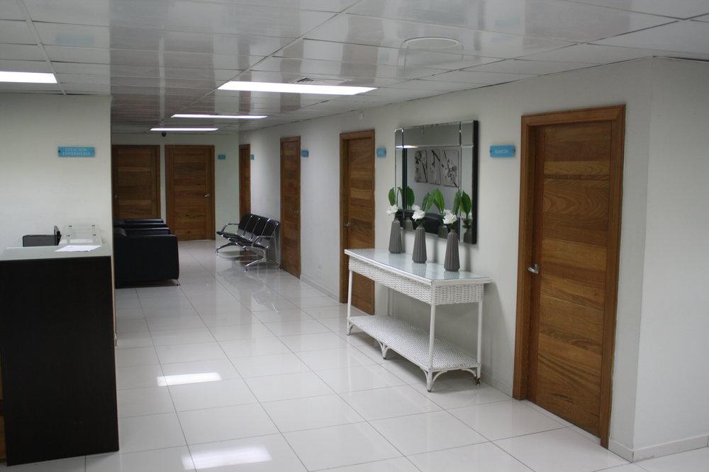 Área de Habitaciones