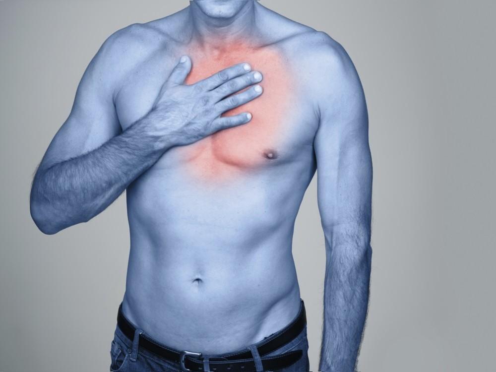 El corazón late unas 80 veces por minuto