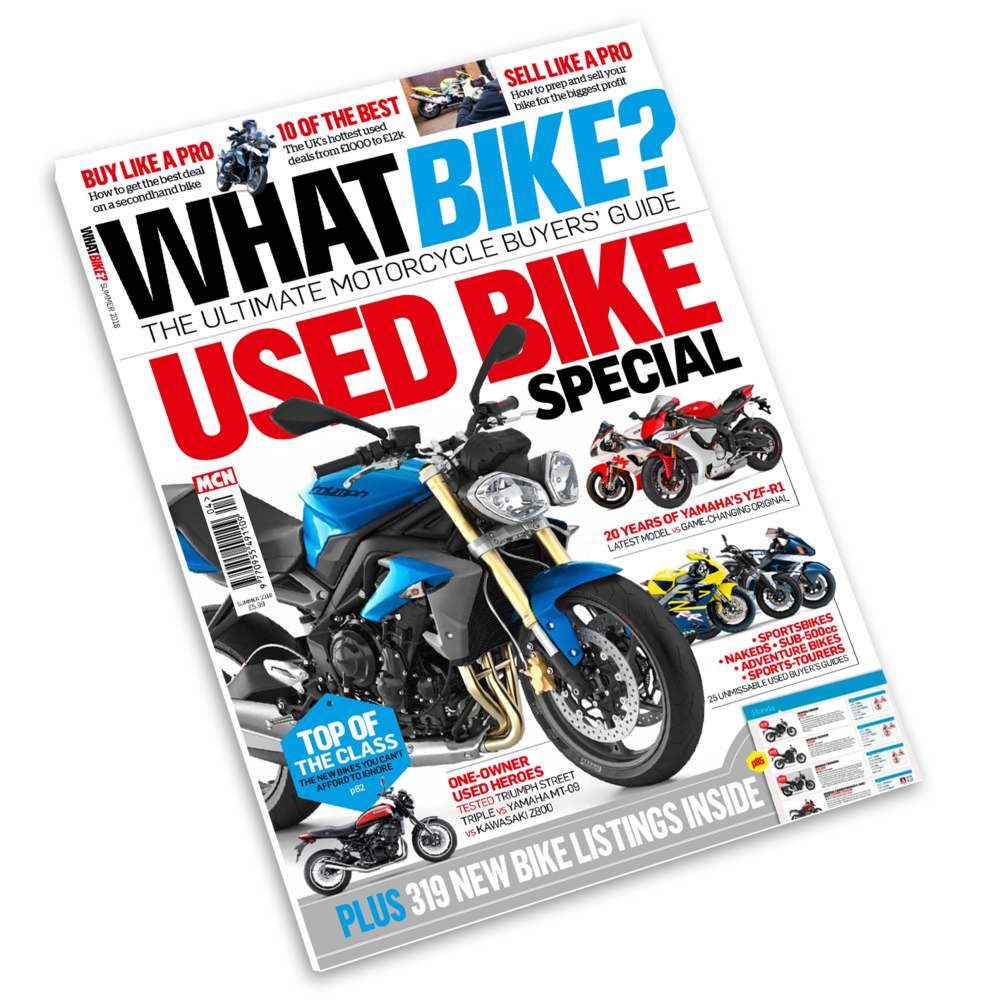What Bike? magazine Summer 2018 issue