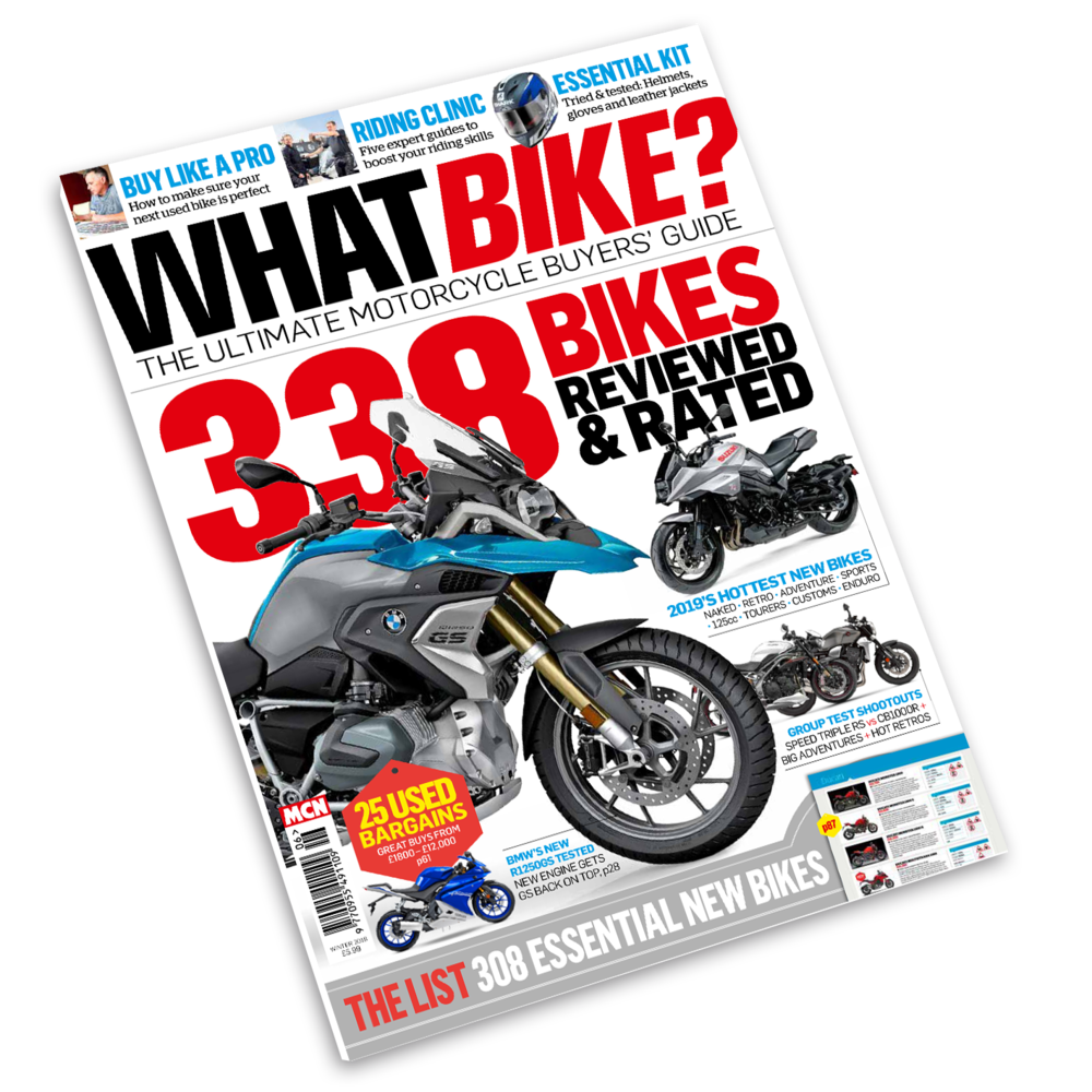 What Bike? Winter 2018 issue
