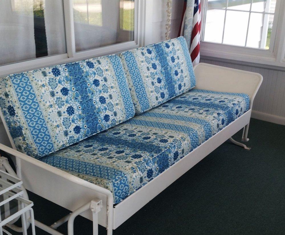 Sun Room Bench