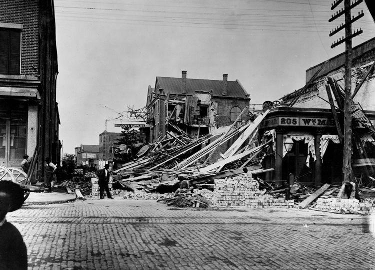 Charleston Earthquake
