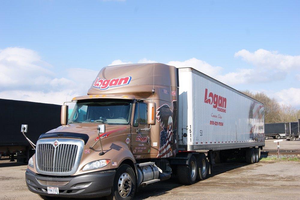 Logan Trucking Truck Driver