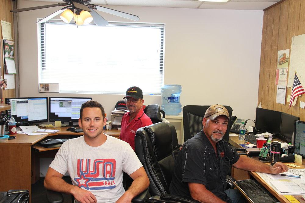 WL Logan Trucking Office