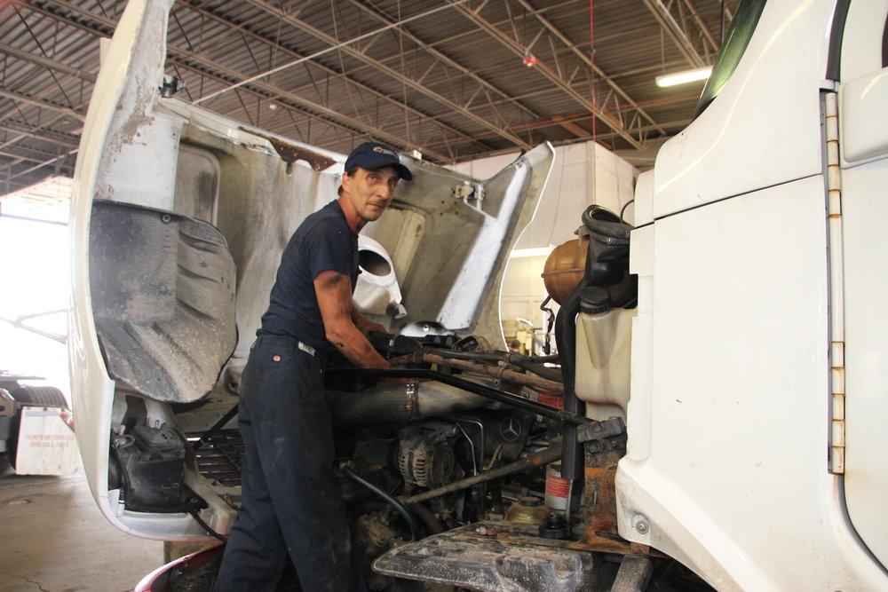 WL Logan Trucking Truck Driver