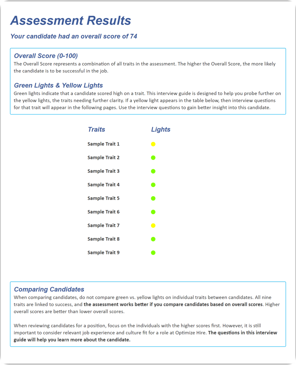 Test Score Breakdown - Optimize Hire Custom Interview Guide.png