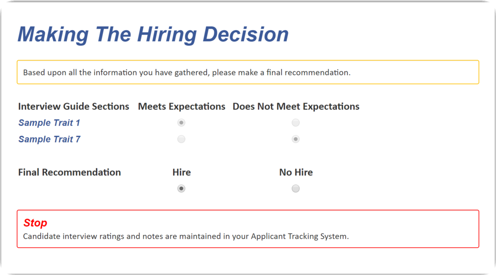Final Recommendation - Optimize Hire Custom Interview Guide.png