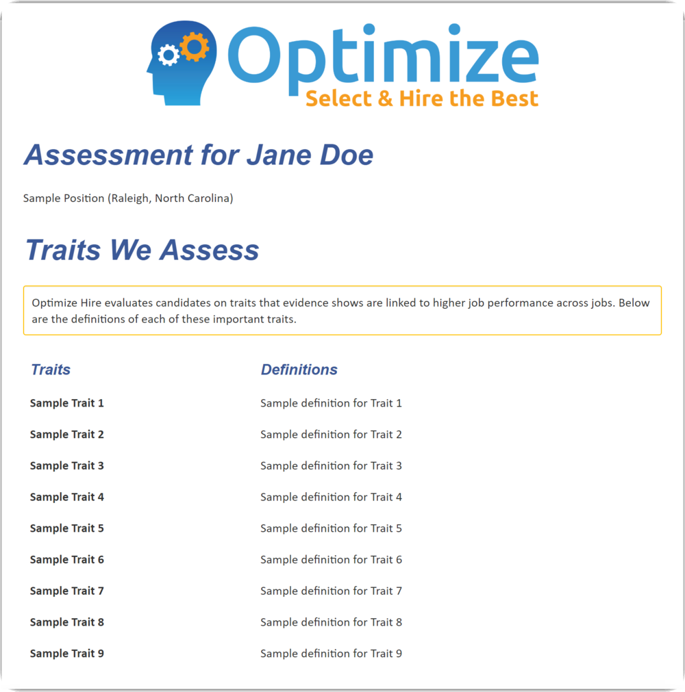 Candidate Name and Trait Definitions - Optimize Hire Custom Interview Guide.png